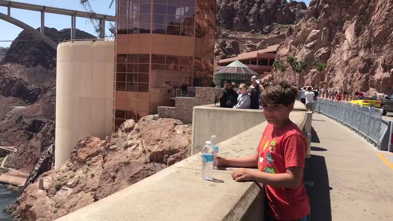 Part 2 No Gravity at Hoover Dam