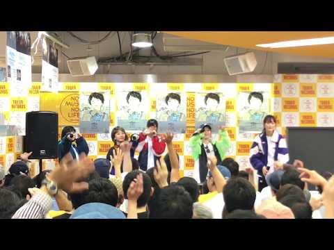 Short Good-bye / @タワーレコード新宿店 初披露