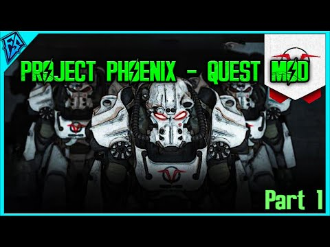 NEW FACTION - Fallout 4 Quest Mod | Project Phoenix | Part 1