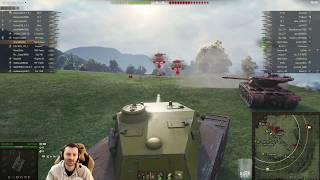 World of Tanks - Type 5 is Hard to Play