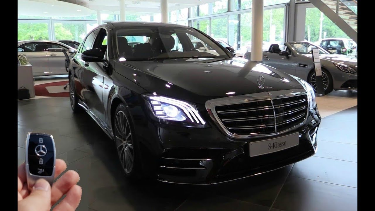 2018 Mercedes S Class AMG S400d L In Depth Review