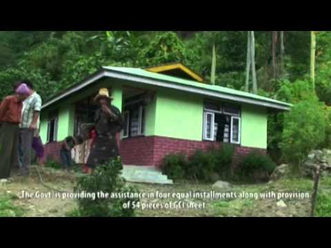 Chief Ministers Rural Housing Mission - Sikkim