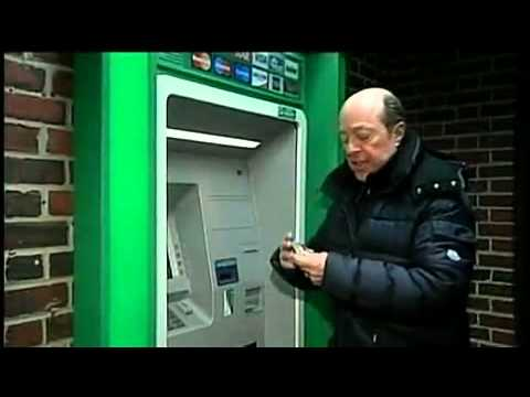 Tools of an Identity Thief: ATM Skimming