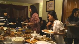 Kisah Yang Berlaku Pada Suatu Thanksgiving Di Amerika [Once Upon A Time During Thanksgiving In USA]