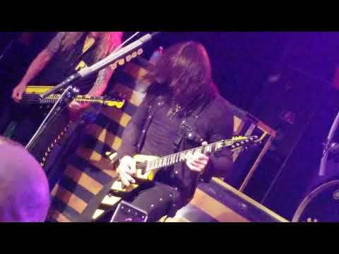Stryper More than a man 2018 diesel lounge