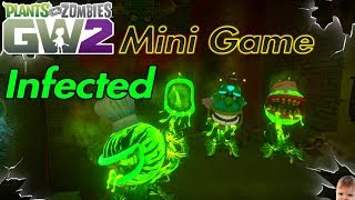 Mini Game - Infected! | Plants vs Zombies Garden Warfare 2