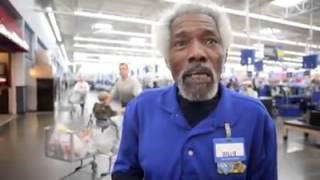 *ORIGINAL* Maumelle Wal-Mart Greeter Mr. Willie
