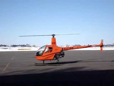 Ben Johnson39s First Helicopter Flight  YouTube