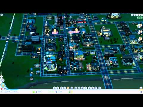 Let's Play SimCity Part 10: Now Hiring!