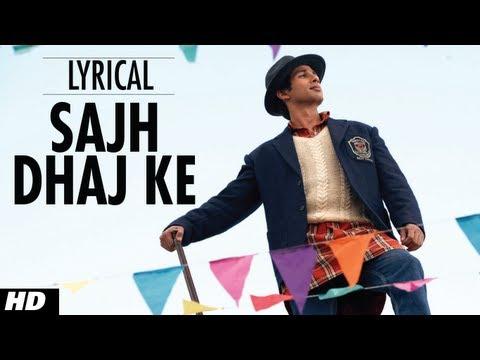Sajh Dhaj Ke Lyrical Video Song | Mausam | Shahid kapoor ,Sonam Kapoor | Mika, Pankaj