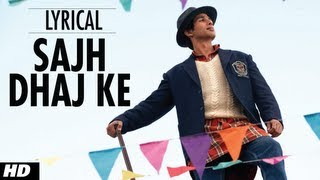 Sajh Dhaj Ke Lyrical Video Song   Mausam   Shahid kapoor ,Sonam Kapoor   Mika, Pankaj Mp3
