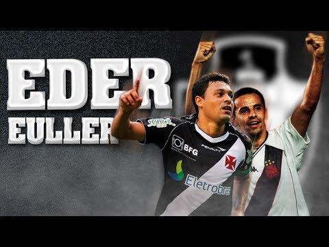 EULLER VS ÉDER LUÍS - Dribles assistências e golaços pelo Vasco