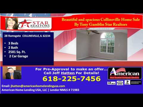 Collinsville, Illinois house for Sale