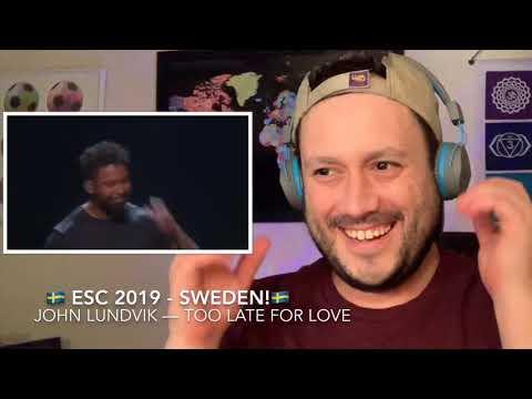 🇸🇪ESC 2019 Reaction to SWEDEN!🇸🇪