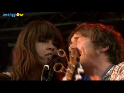 Damien Rice - 9 Crimes (with Maria Mena) (Sommerfest 2010)