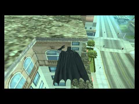 Gta SA Arkham City Skins Pack Update.