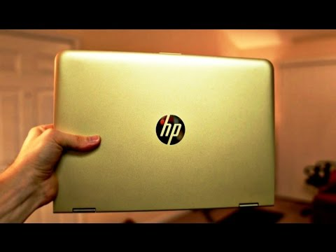 "HP Pavilion x360 13.3"" Review: Best Budget Student Laptop?"