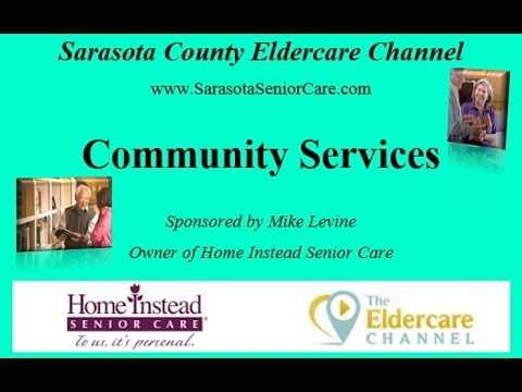 Community Services for Seniors in Sarasota County