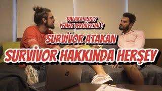Gambar cover Survivor Atakan ve Dalaka  / Survivor Hakkında Kamera Arkası Yaşananlar Şaşıraksınız !