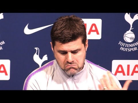 Tottenham 1-3 Wolves - Mauricio Pochettino Full Post Match Press Conference - Premier League