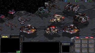 Starcraft 1 - Terran Mission -8 (Gameplay)