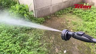 [지원쇼핑] 타이탄  무선 세척기 제품홍보영상