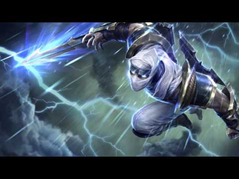 League of Legends - Music while playing as Zed