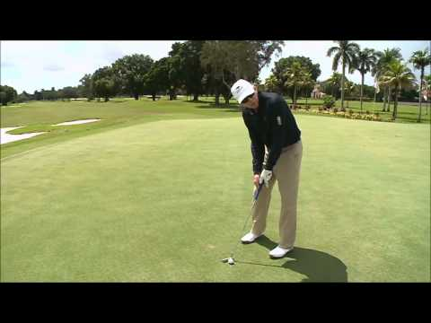 Lag Putt like a pro - Putting Tips from Jim McLean