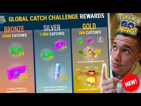 Download Youtube: NEW GLOBAL POKÉMON GO EVENT!