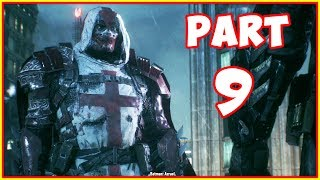 Batman Arkham Knight Gameplay Walkthrough - Part 9 - Riddle Me THis!