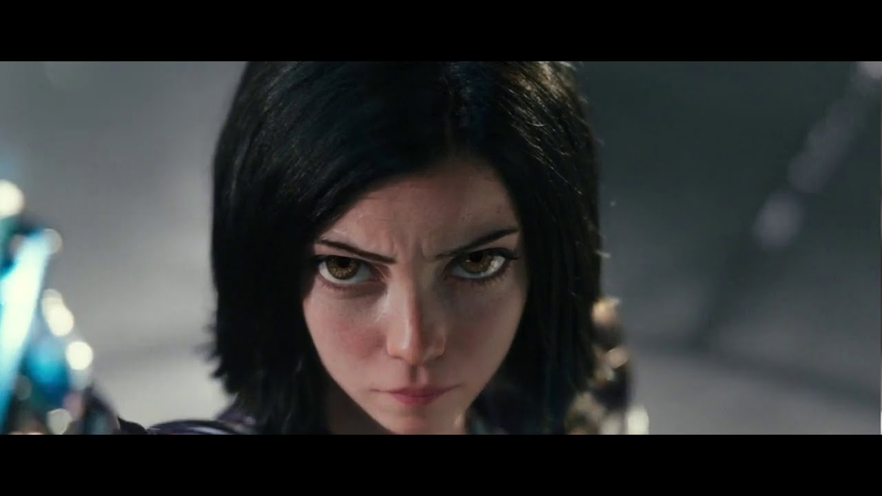 Download Alita Battle Angel - ending scene