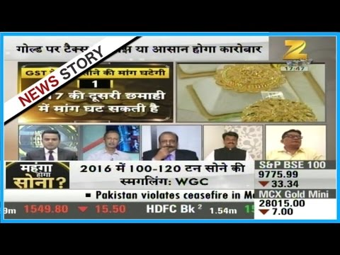 How much ready is the bullion market for GST?