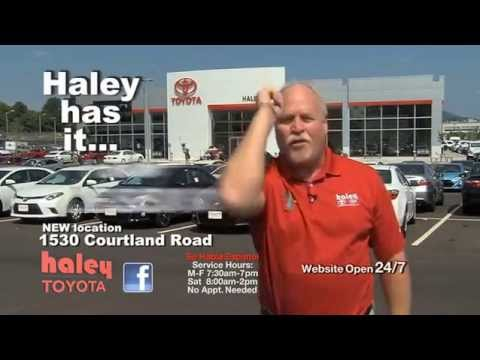 Haley Toyota Roanoke >> Chuck Baker - Haley Toyota of Roanoke - Football Star