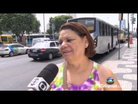 Woman robbed on live TV while giving interview about crime