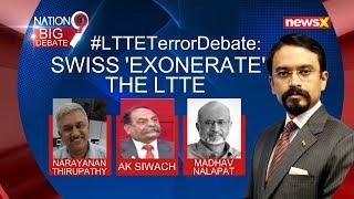 Swiss Court has ruled that LTTE is not a Criminal Organisation   NewsX