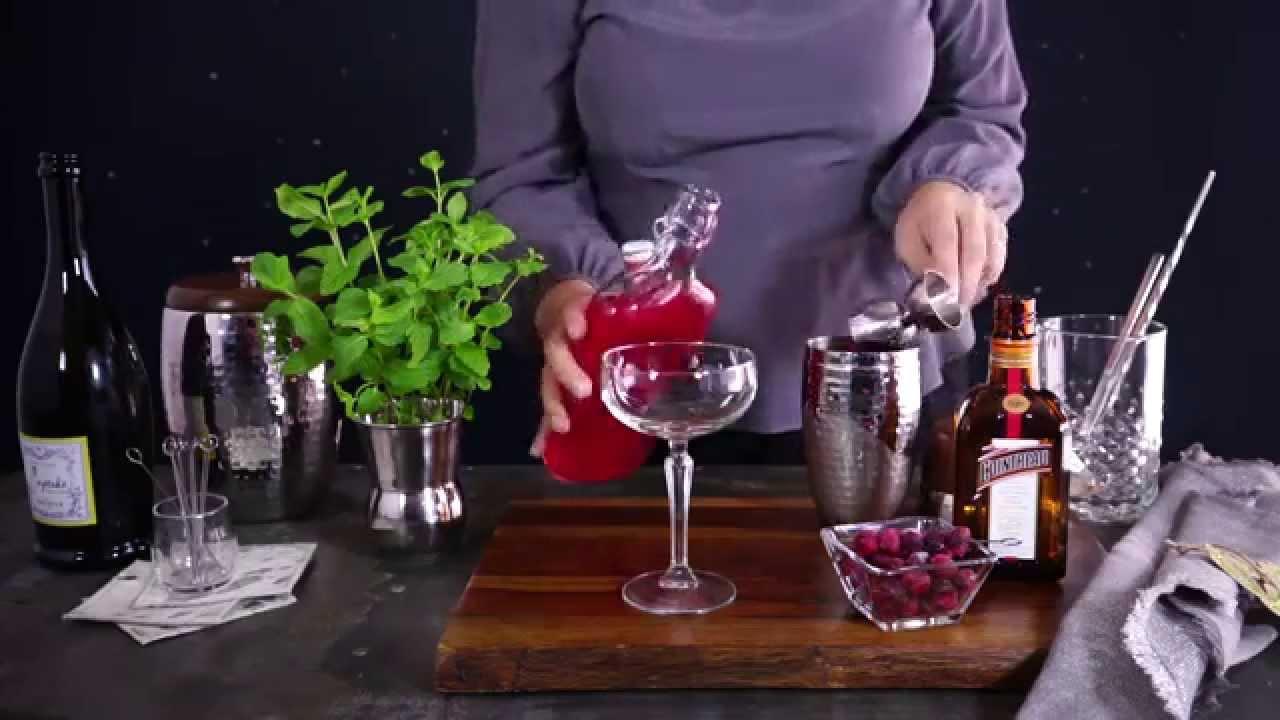 Cranberry Shimmer Vodka Recipe