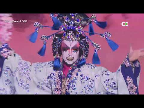 Drag Équinox    Gala Drag Queen   Las Palmas GC 2019