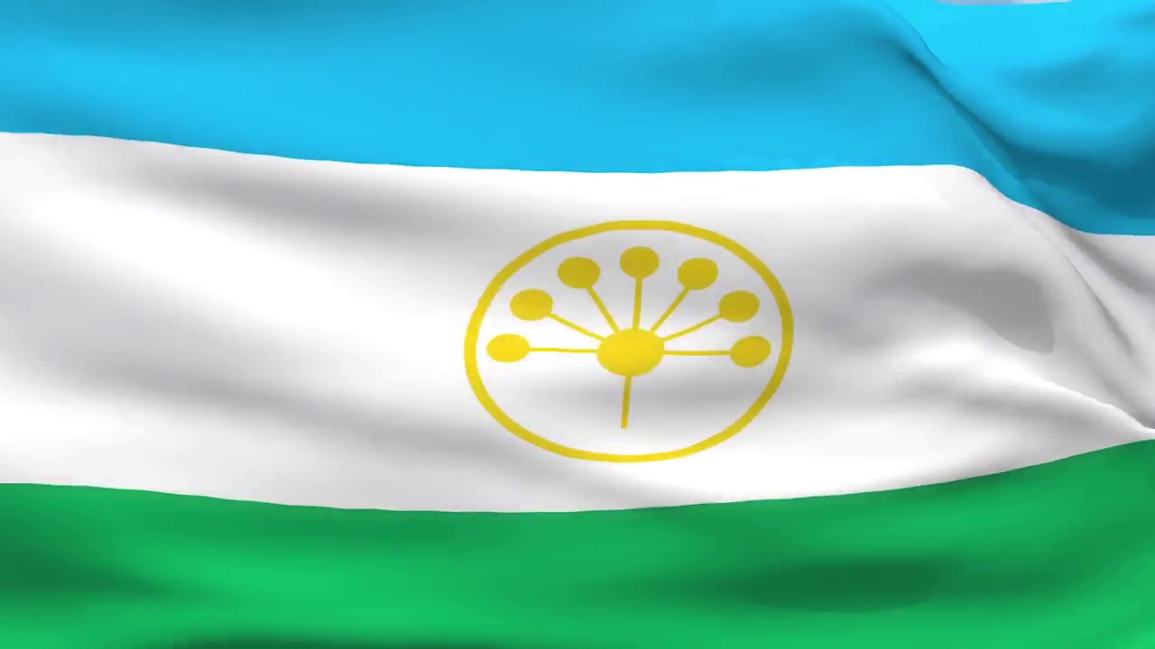 Картинка флаг республики башкортостан