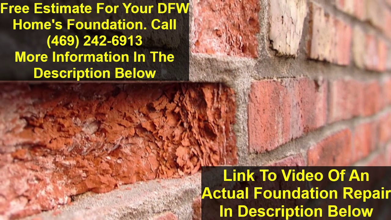 Download Foundation Repair Companies Kennedale, Pantego, Dalworthington Gardens And Tarrant County