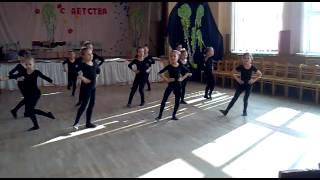 Танцы контрольный урок 8