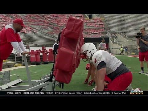 BTN Bus Tour: Jim Leonhard | Wisconsin | Big Ten Football