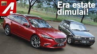 Mazda 6 Estate Review & Test Drive by AutonetMagz