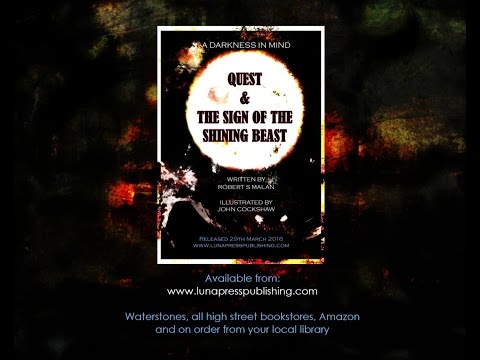 "Background Video for ""Quest & The Sign of the Shining Beast"" Book Launch"