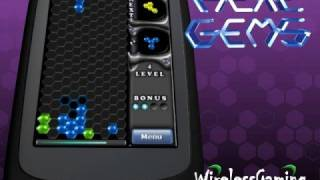 HexeGems Mobile Game Demo for Windows Mobile Devices
