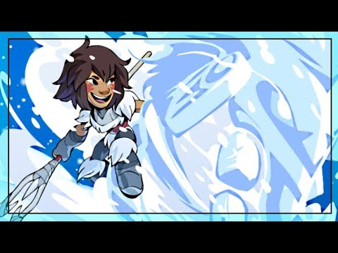 IM ALIVE!!! • Kaya might be my new main?! SPEAR + BOW OP • Brawlhalla Gameplay