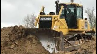 Bull Dozer Came Down The Easement. Know your agreement!!! Homesteading.