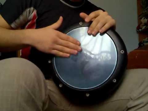 Very easy rhythm on Darbuka for beginners!