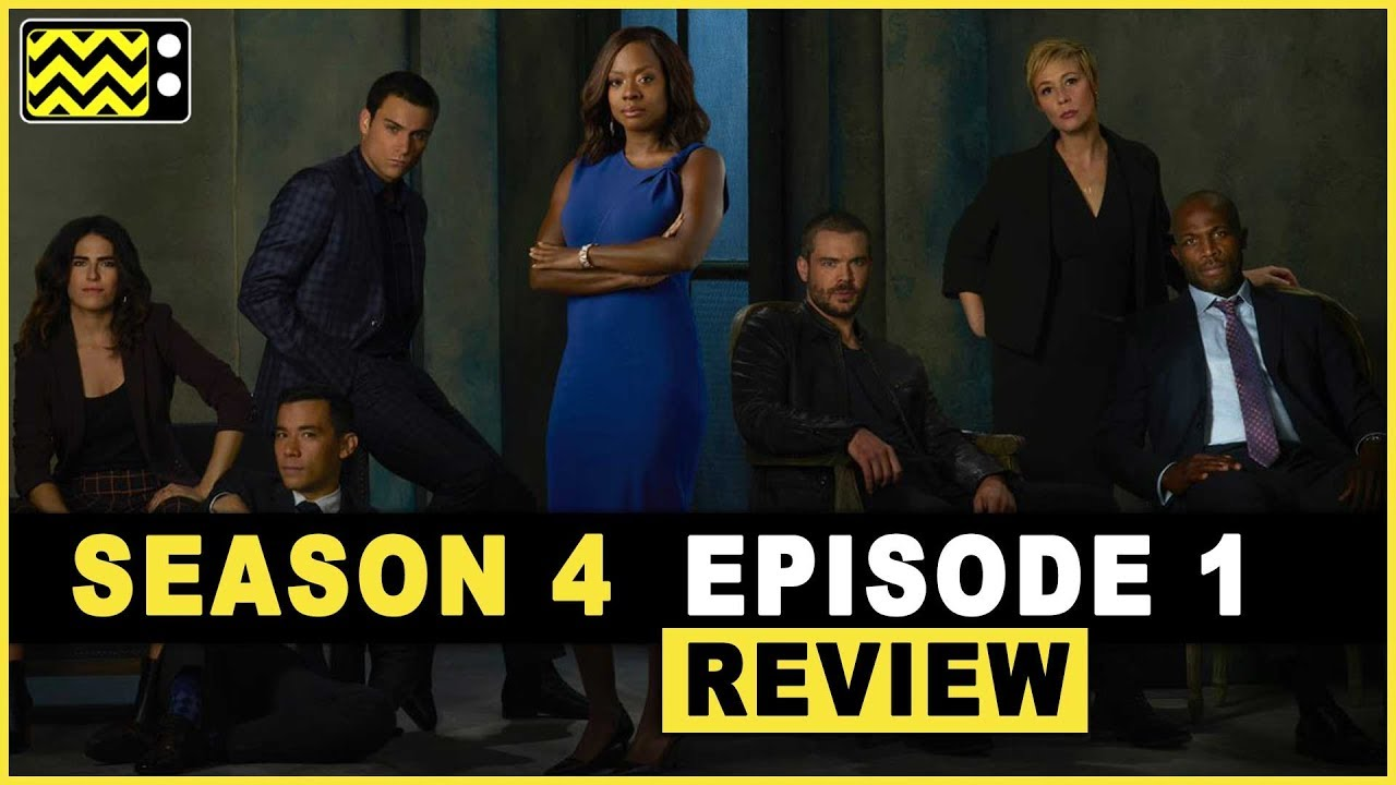How to Get Away With Murder Season 4 Episode 1 Review & AfterShow |  AfterBuzz TV