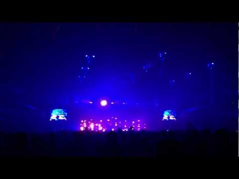 Paul Kalkbrenner - Aaron Live @Festhalle Frankfurt 22.02.2013