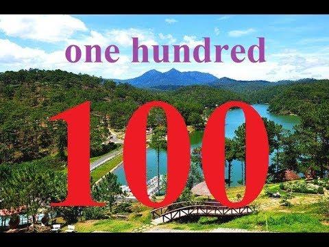 Cách đọc số đếm tiếng anh từ 0 đến 100 cho người mới bắt đầu học * Reading ordinal numbers 0 to 100